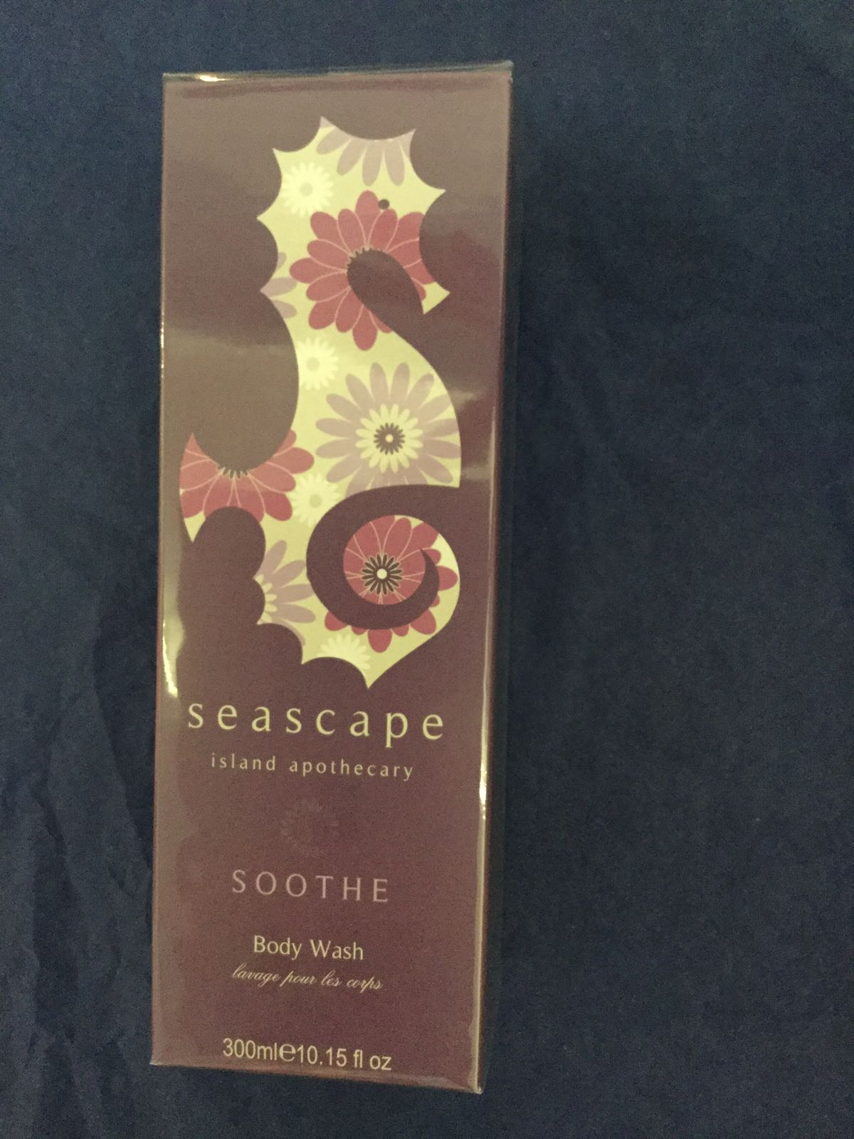 Seascape soothe body wash
