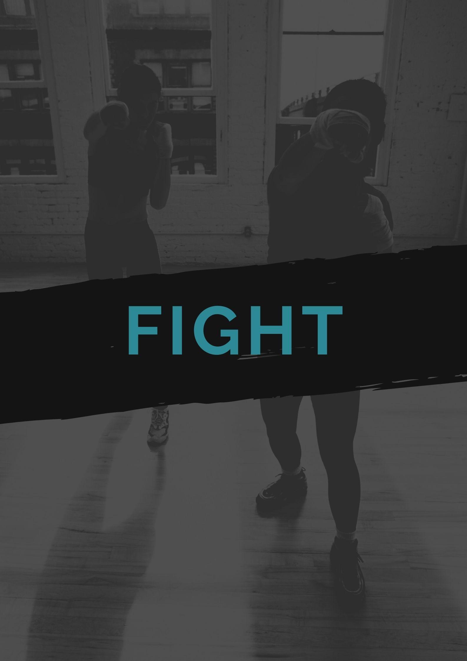 RIIO Fight - virtuaalikurssi 2.9. alkaen