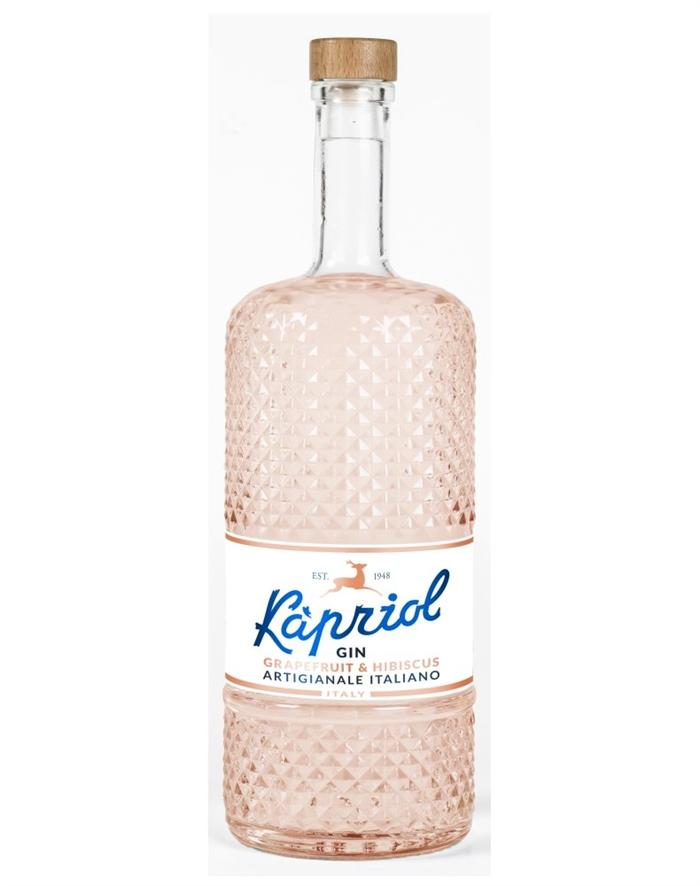 Kapriol grapefruit og hibiscus gin