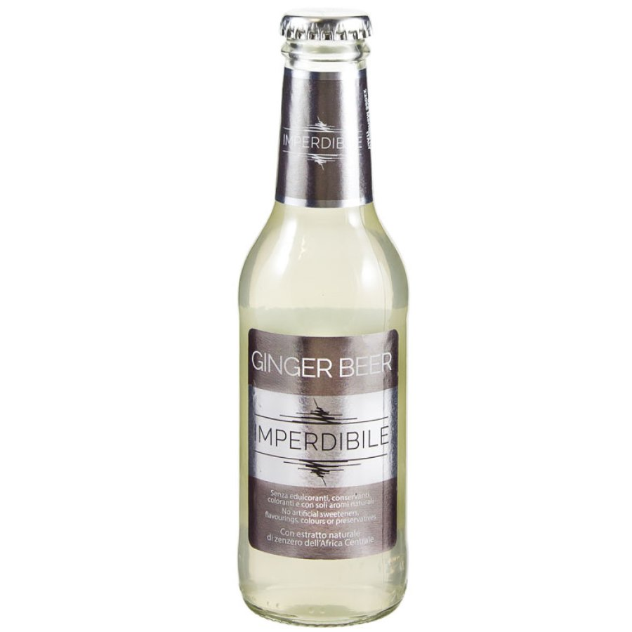 Imperdibile Tonic og Ginger beer