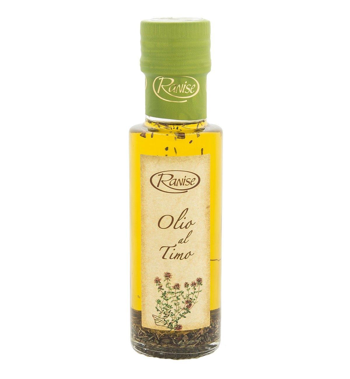 Ranise Timian ekstra oliven olie