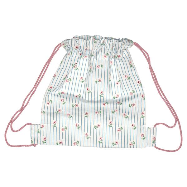 Børne taske Lily Petit white