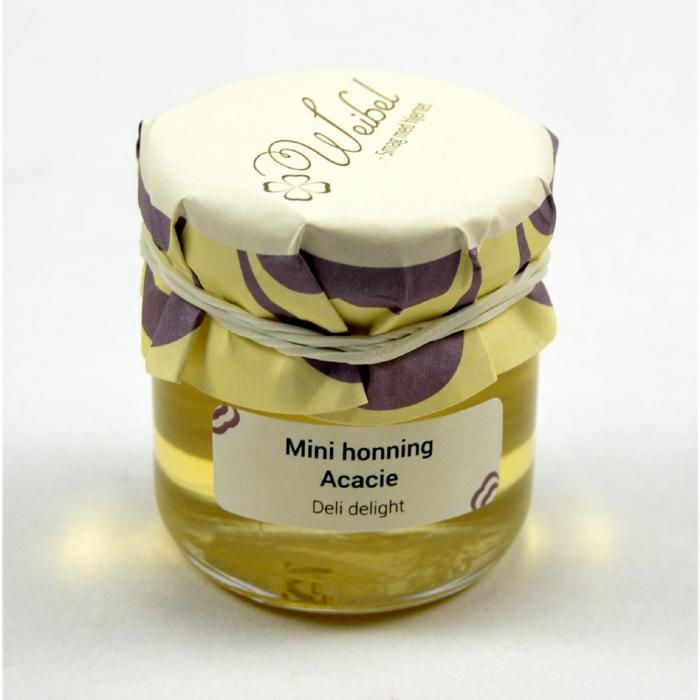 Weibel mini acacie honning