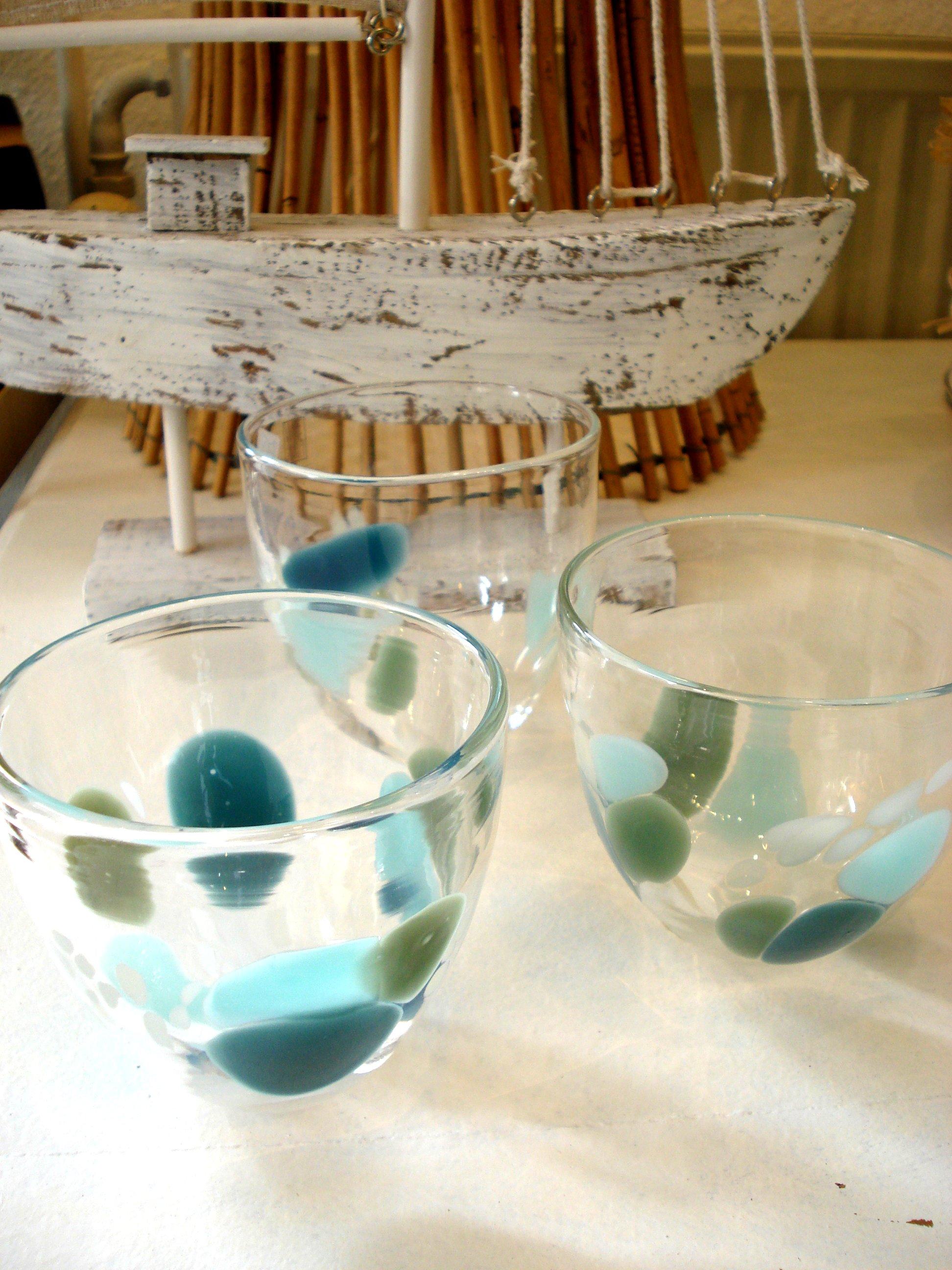 Lysglas fra Anne Flohr