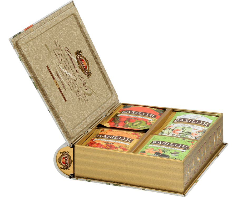 Basilur te bog collection no 1
