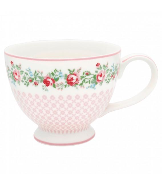 Te kop i porcelæn