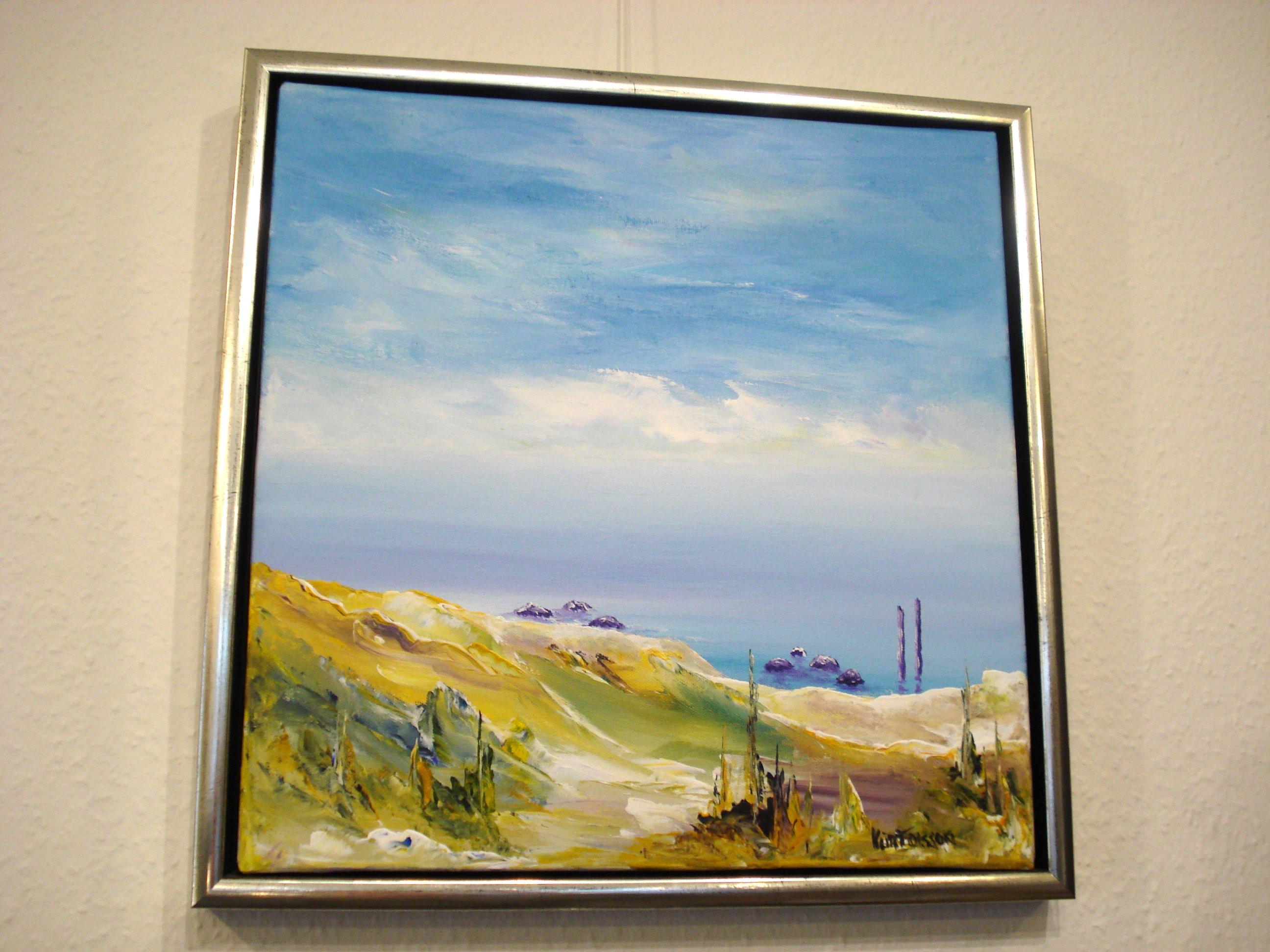 Morgendis og Østkysten af Kurt Olsson