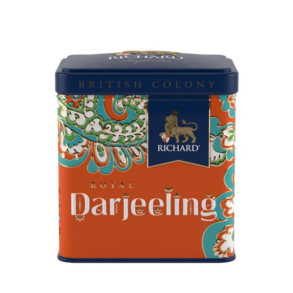 British Colony Royal Darjeeling te dåse med løs te