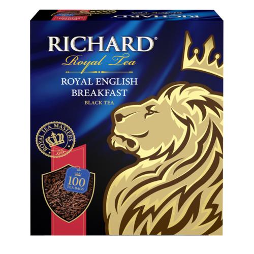 Royal English Breakfast te fra Richard