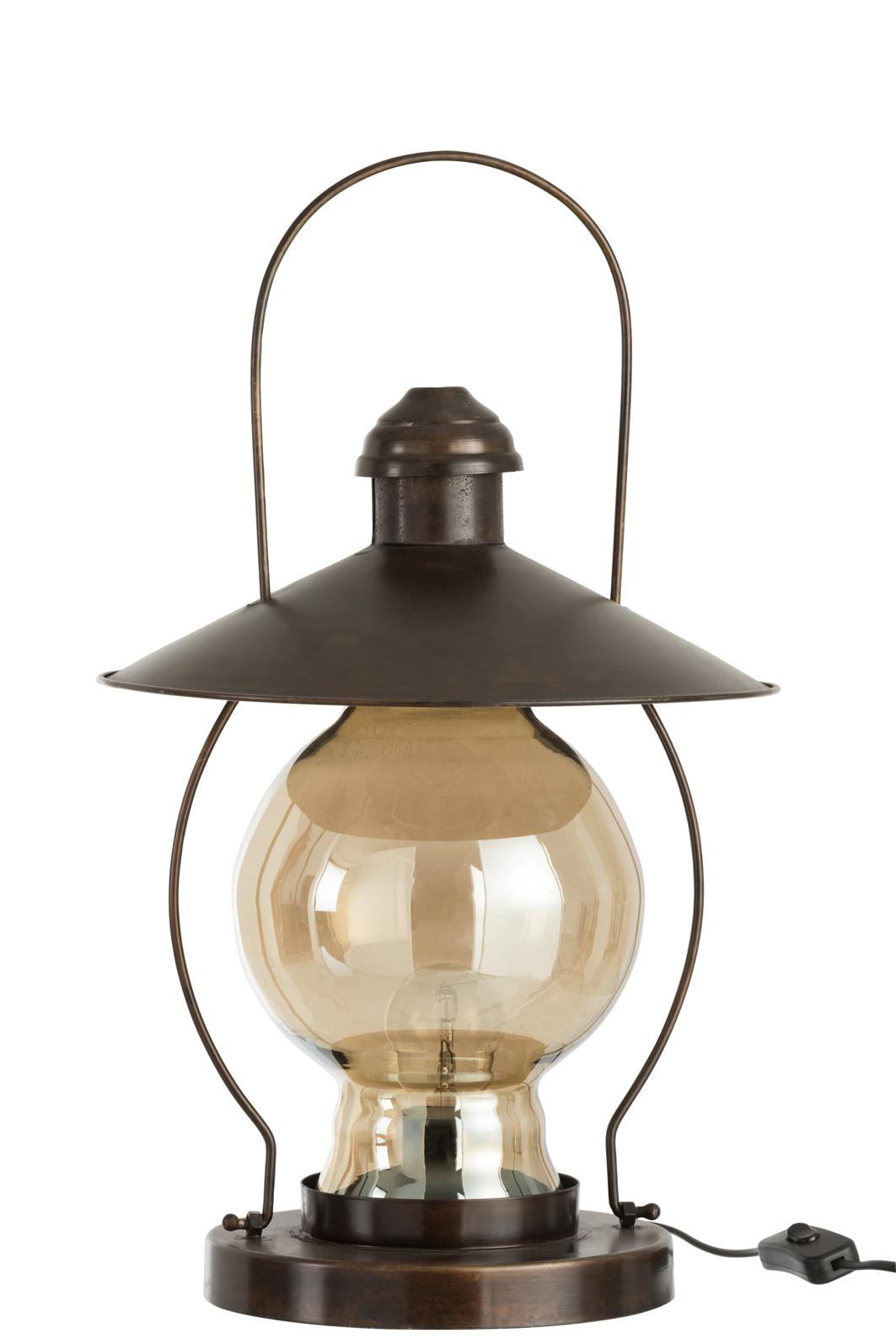 Skibs lampe