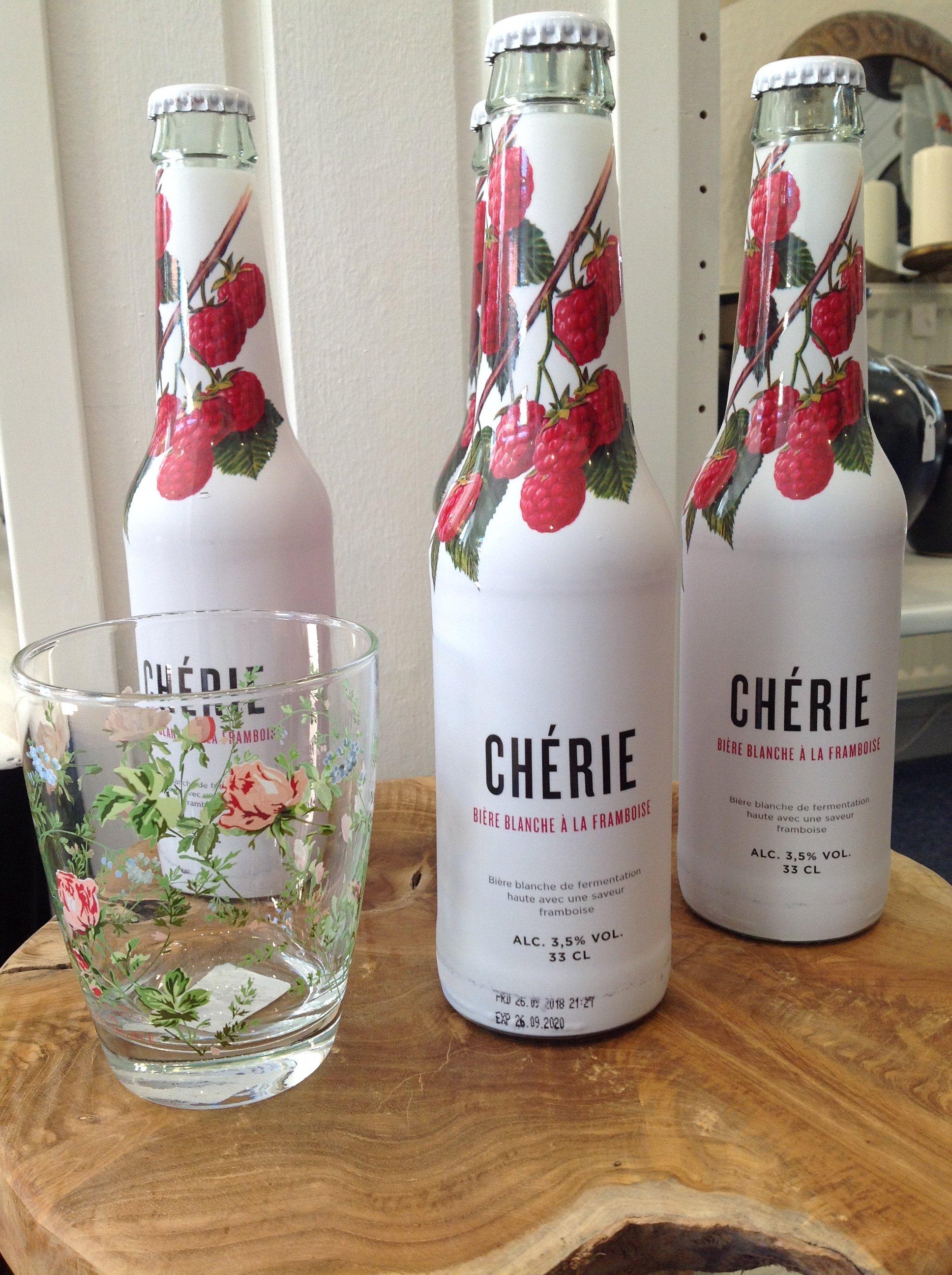 Chérie Framboise hindbær øl