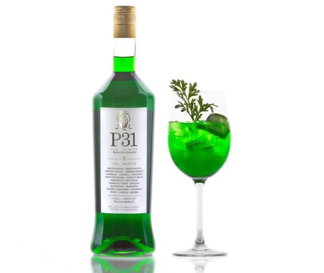 P31 Aperitivo green