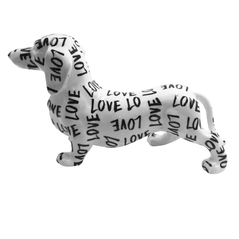 Gravhund money box