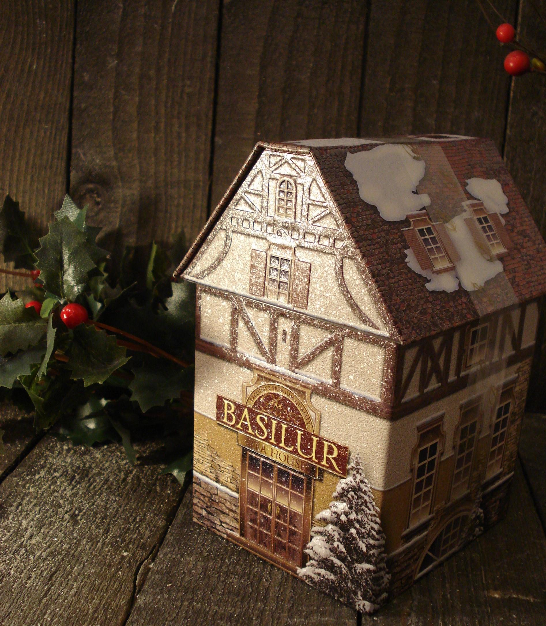 Tea house christmas Basilur
