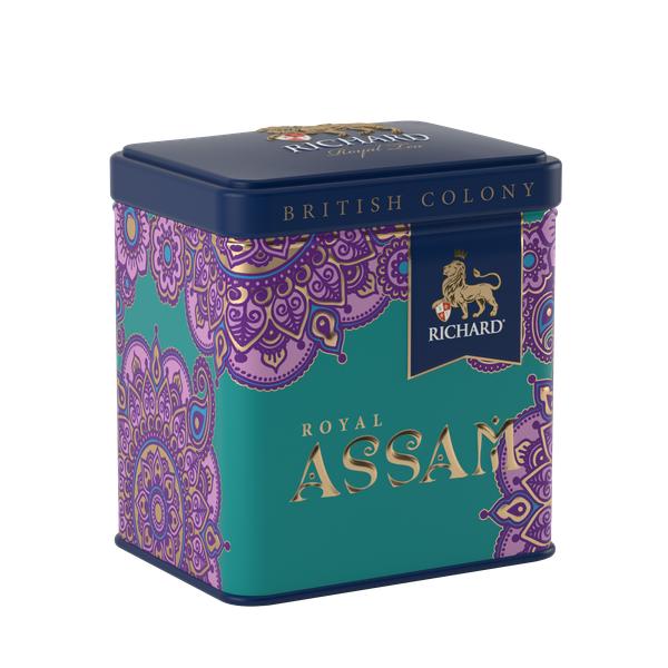 British Colony Royal Assam tedås med løs te