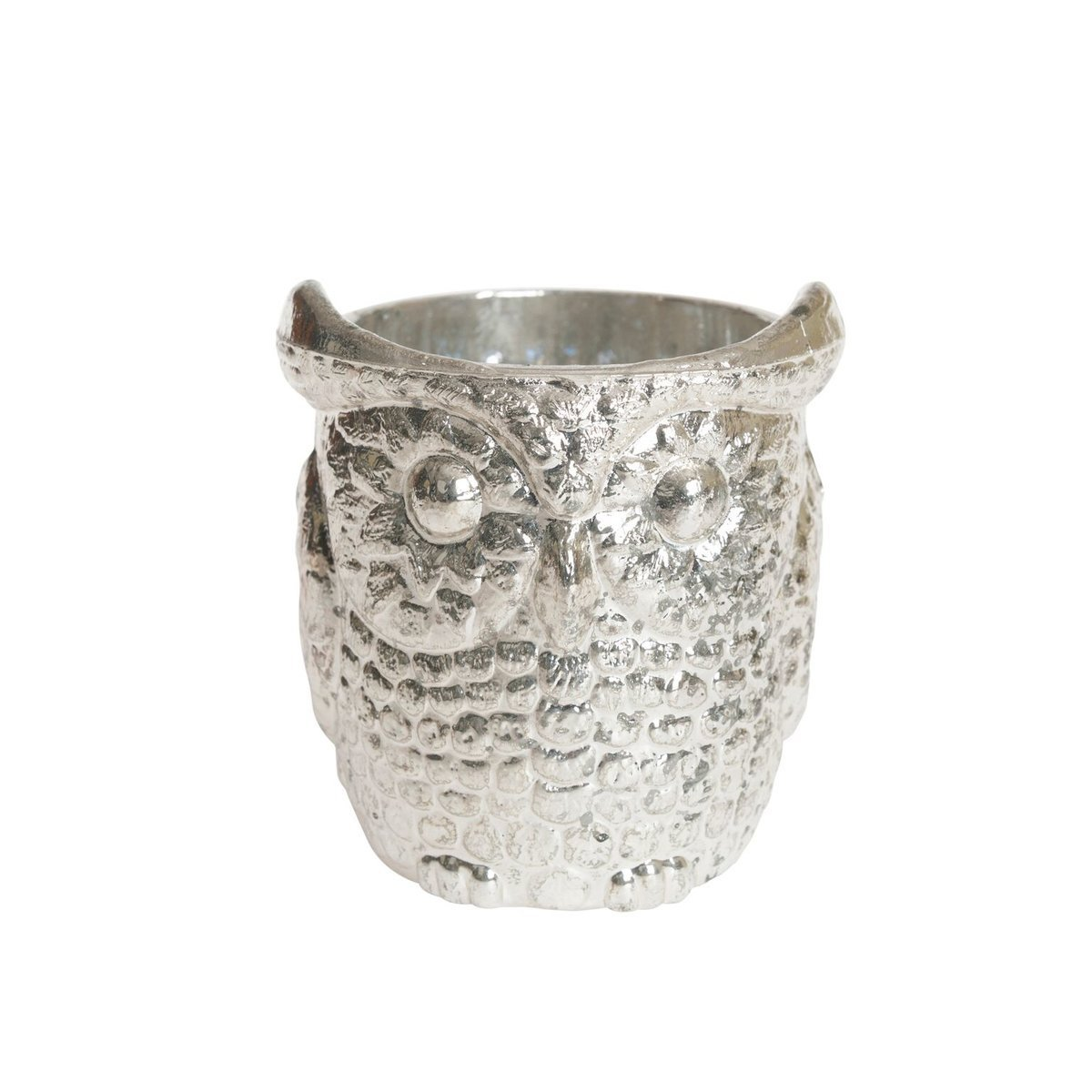 Sophie Allport Glass Owl Tealight Holder