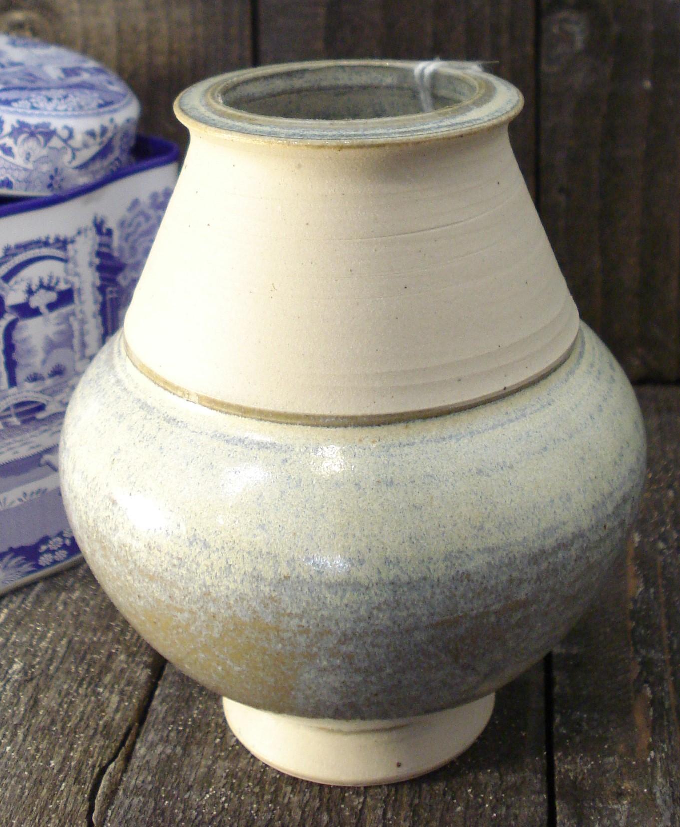 Blå/Oliven/Beige vaser fra Lars Kähler