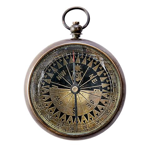 Compass Globetrotter til ophæng