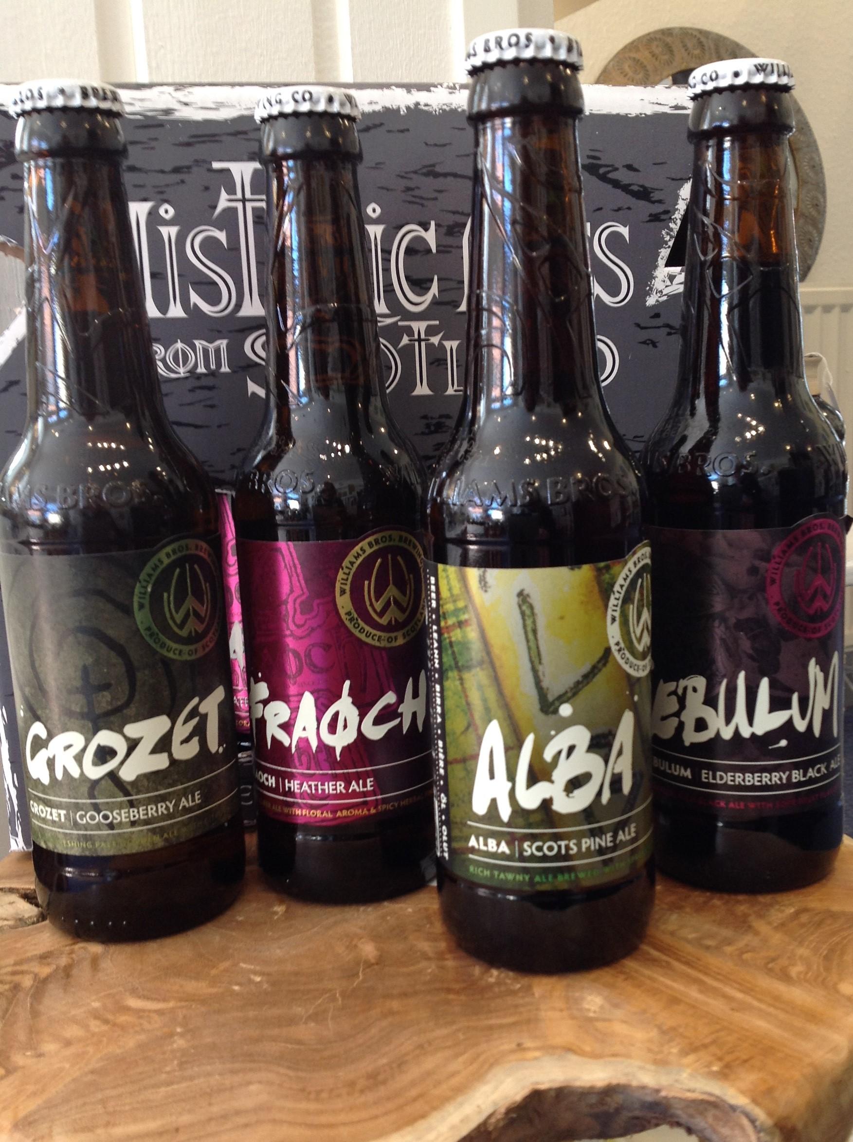 Keltisk øl gaveæsker