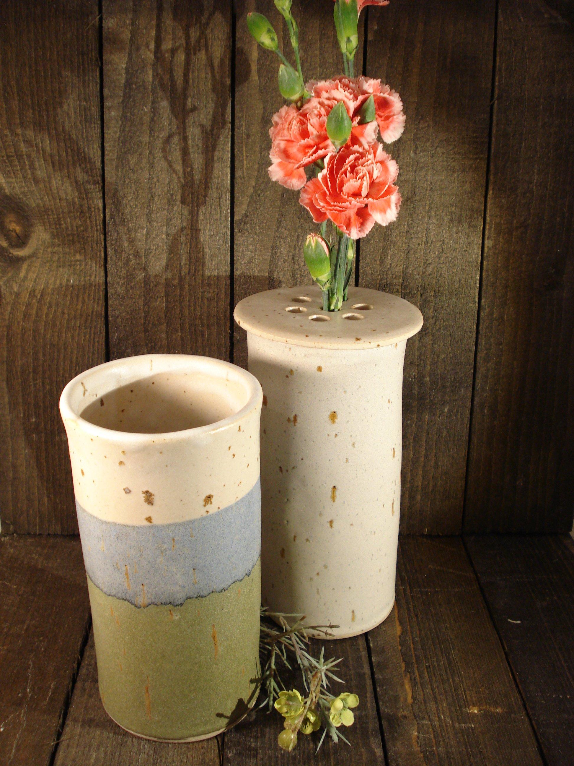 Stentøjsvaser fra Lerværket