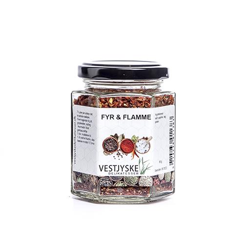 Fyr & Flamme krydderiblanding