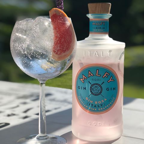 Malfy gin 35 cl 41%