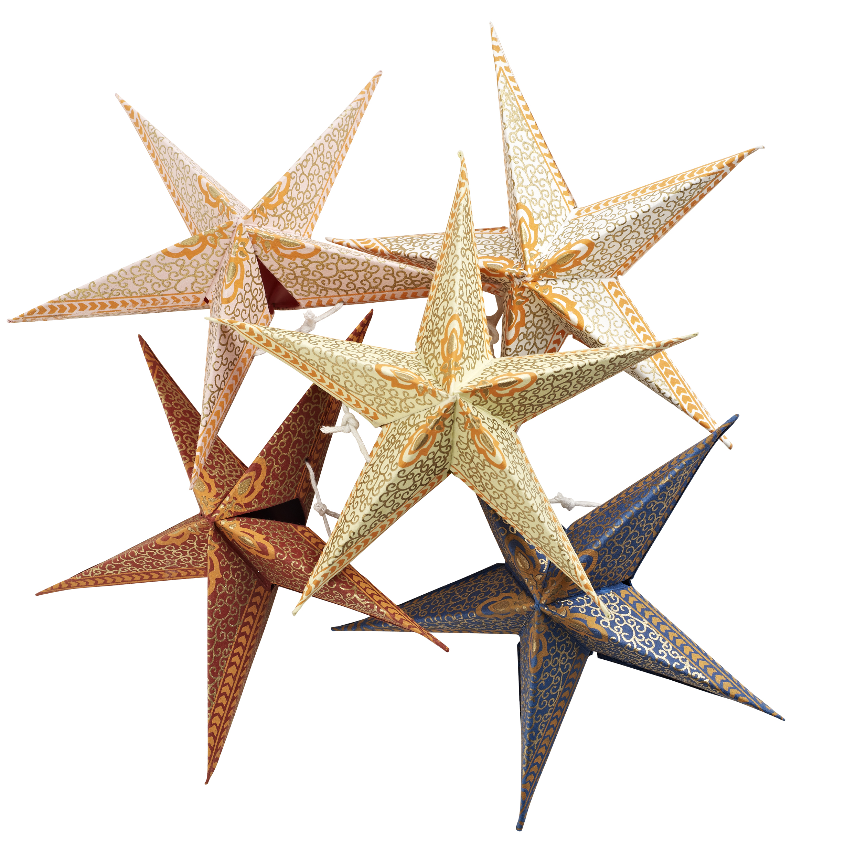 Stjerner, papir