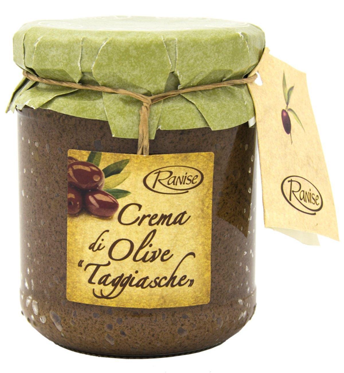 Crema di Olive Taggiasca