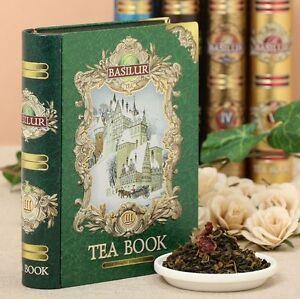 Basilur te bog – grøn te