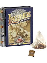Basilur tea bog The Legends Earl grey