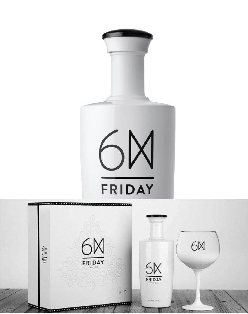 Friday Chic Gin i gaveæske