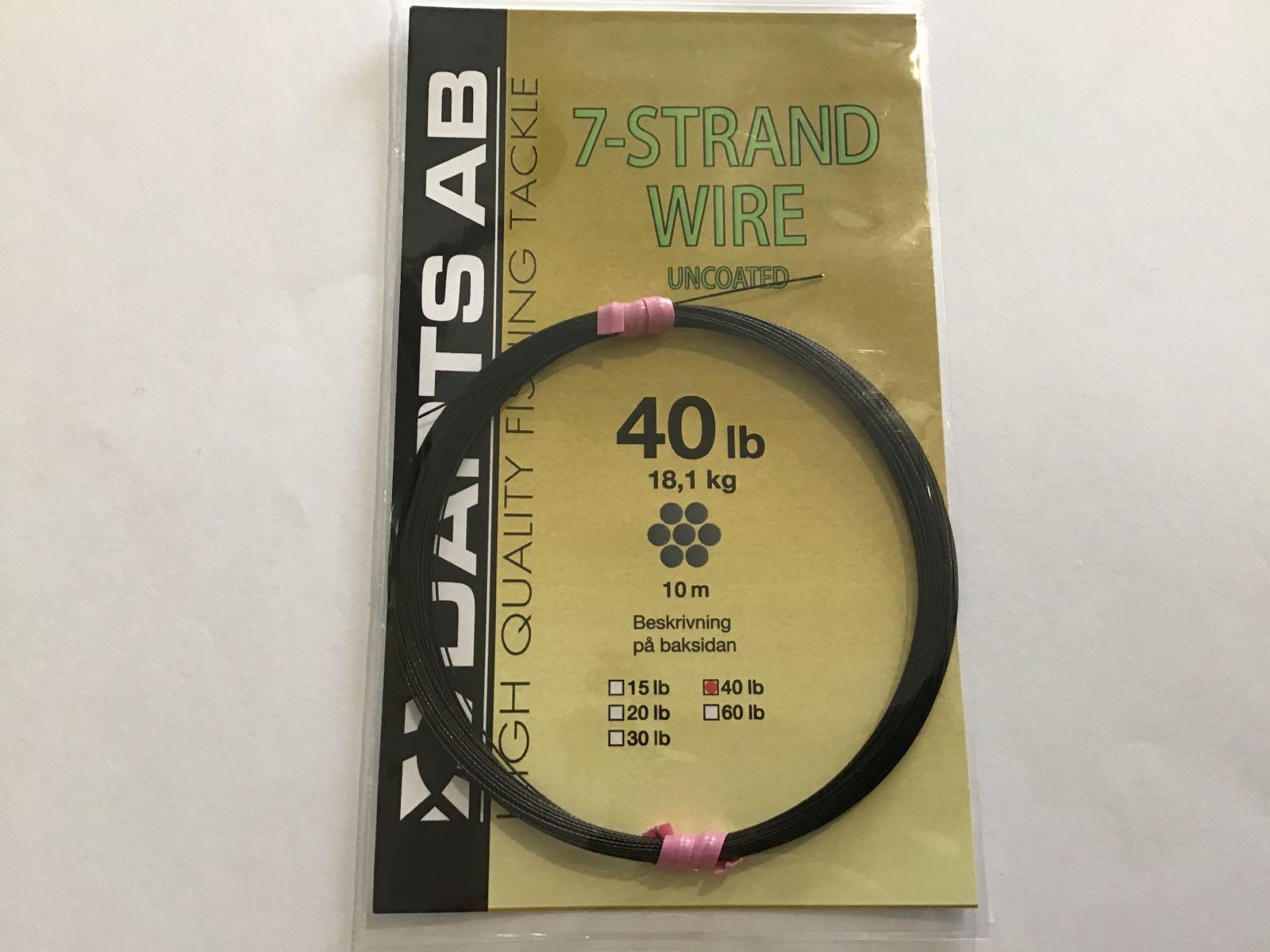 Darts 7-strand wire 40lb