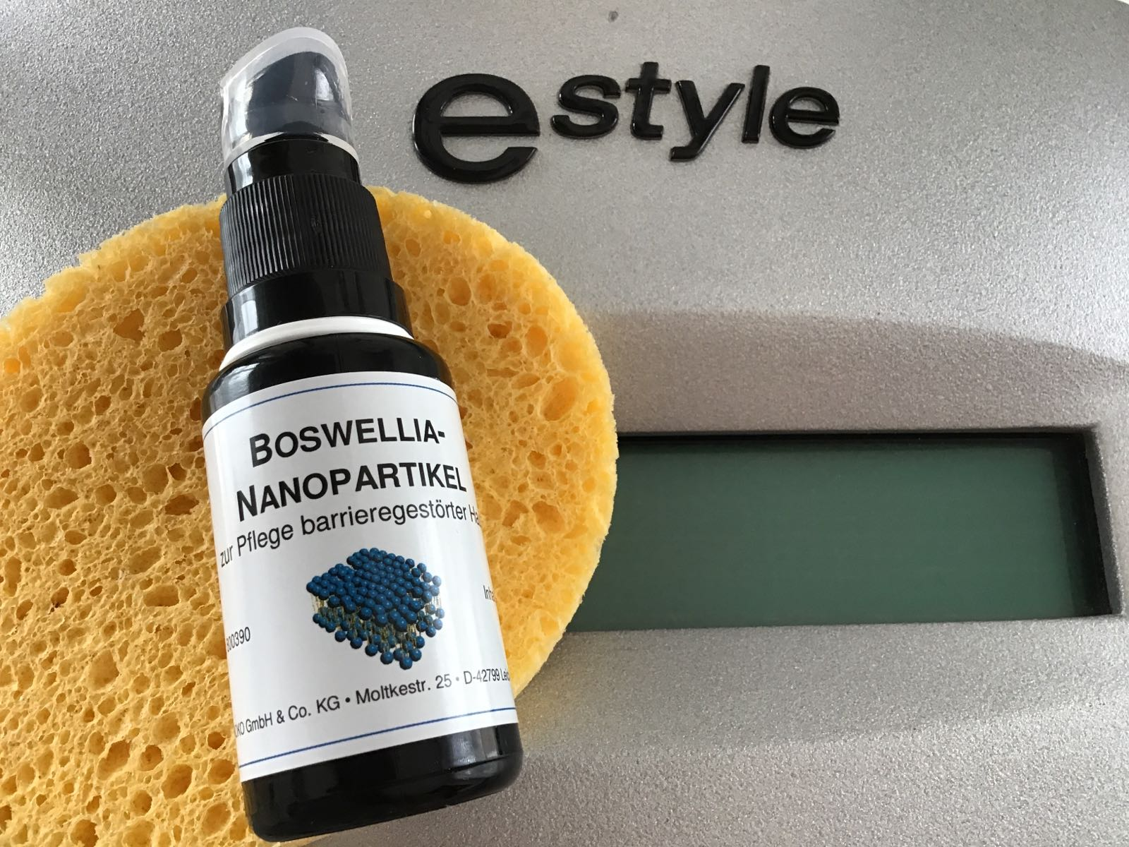 Boswellia Nanopartikel
