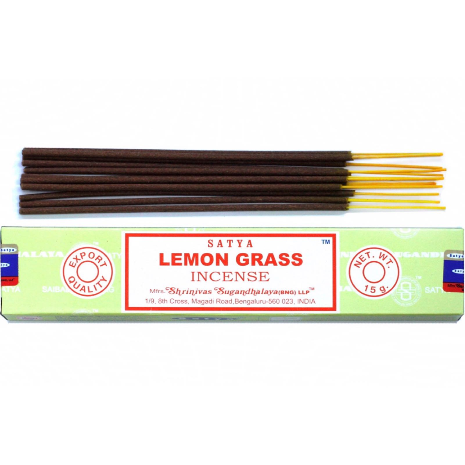 'Lemongrass' Incense Sticks