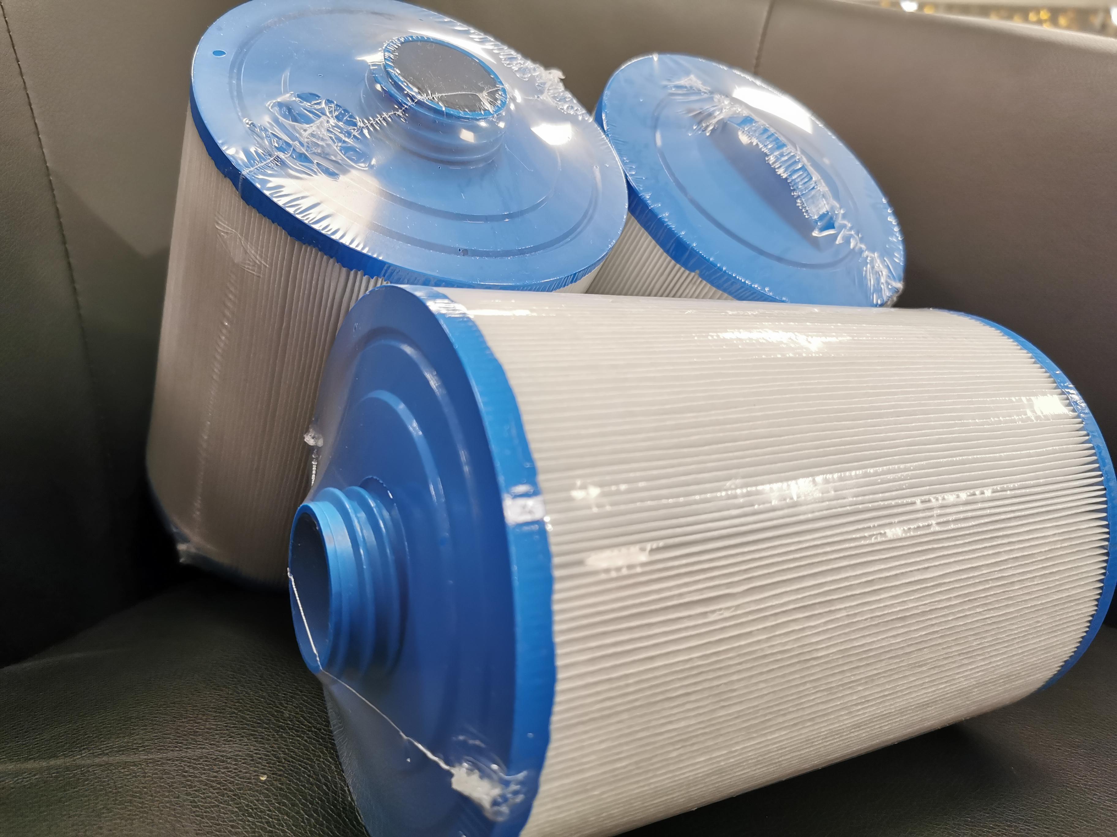 Filter Vaskbart med grove gjenger - Wellis Ø-142 x H-178mm PWL35P3