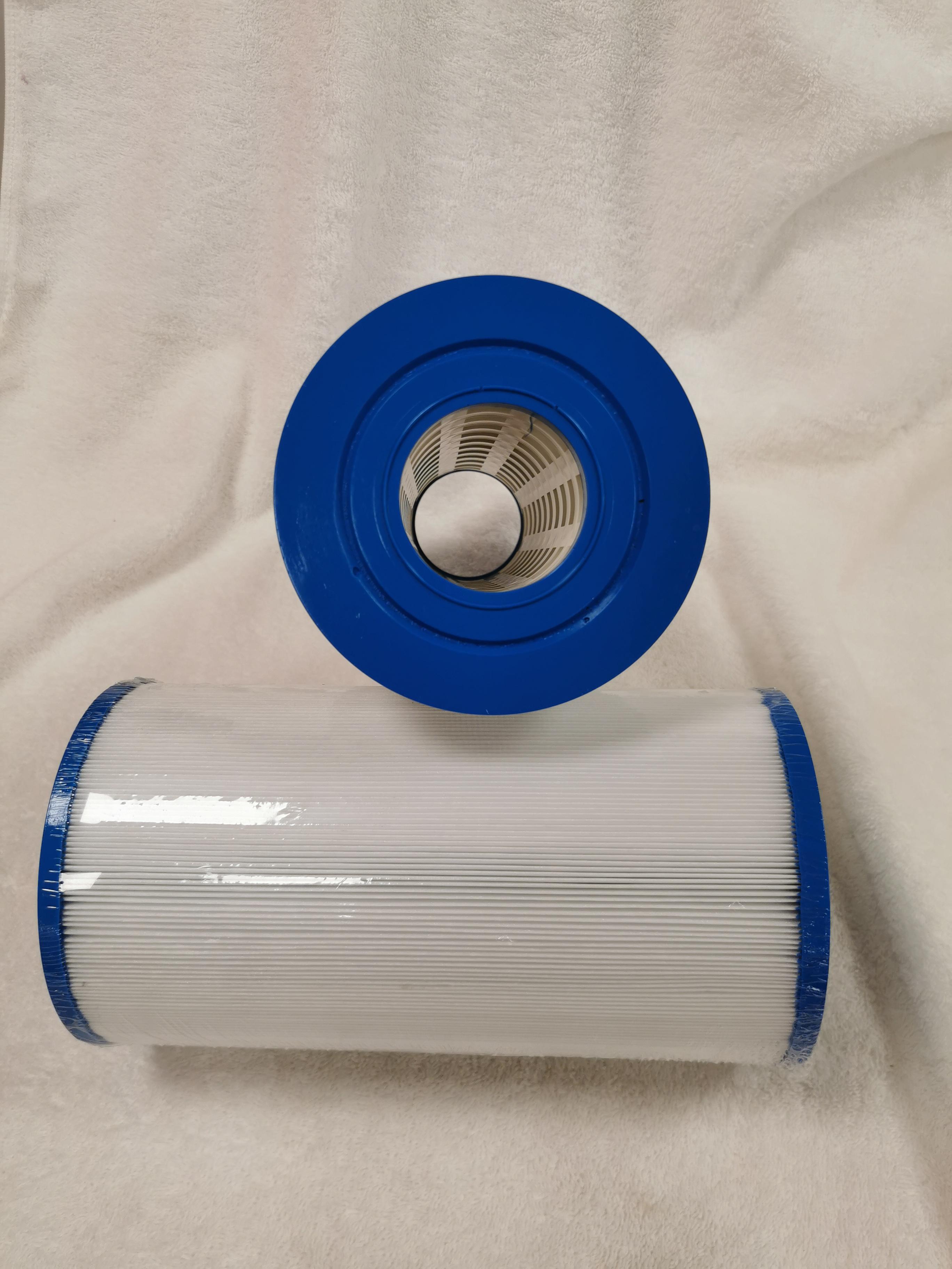 Filter vaskbart uten gjenger - Wellis Palermo Ø-126 x ø-54 x H-235 C-4335