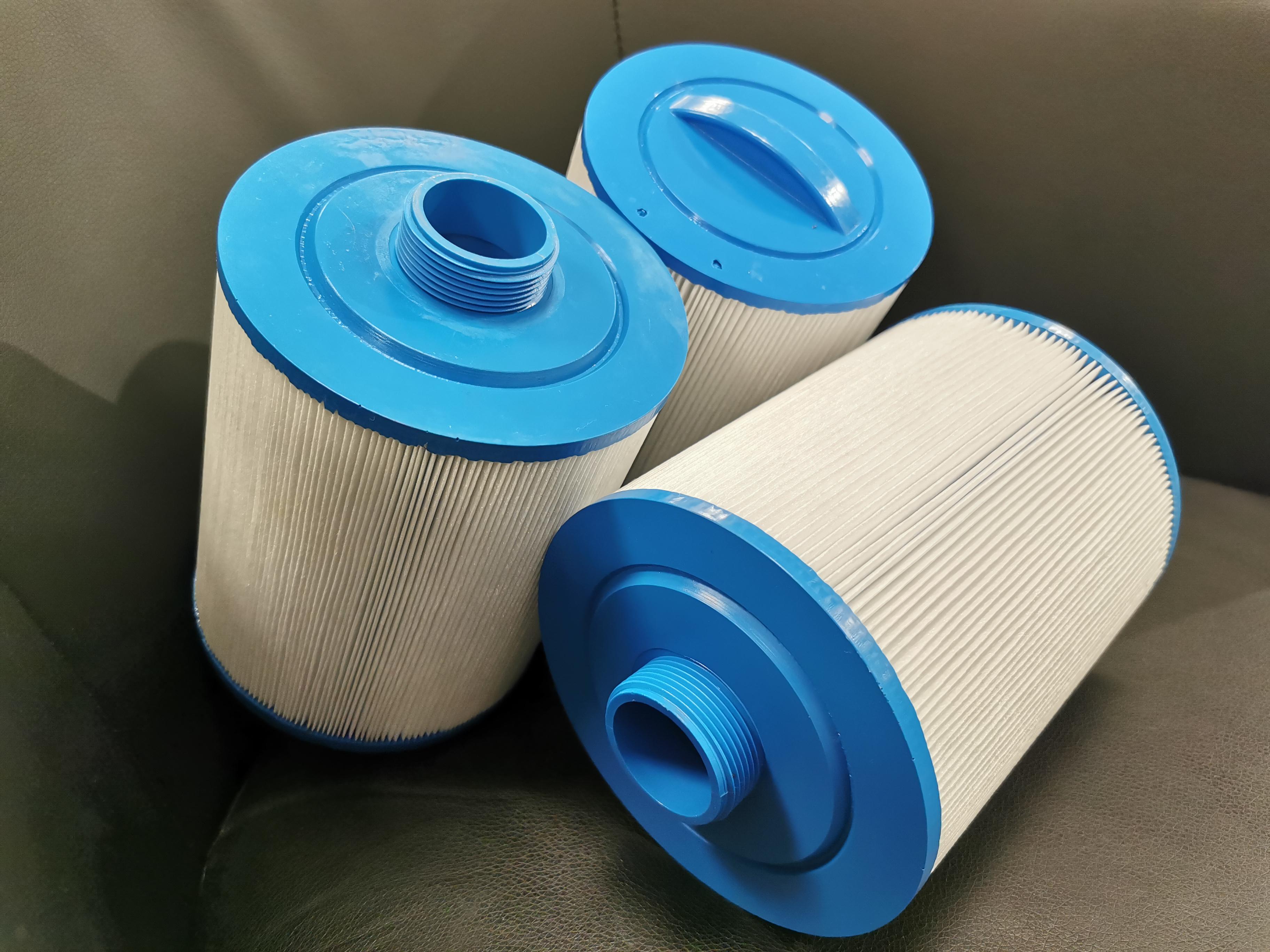 Filter Vaskbart med Fine gjenger - Wellis PWL25