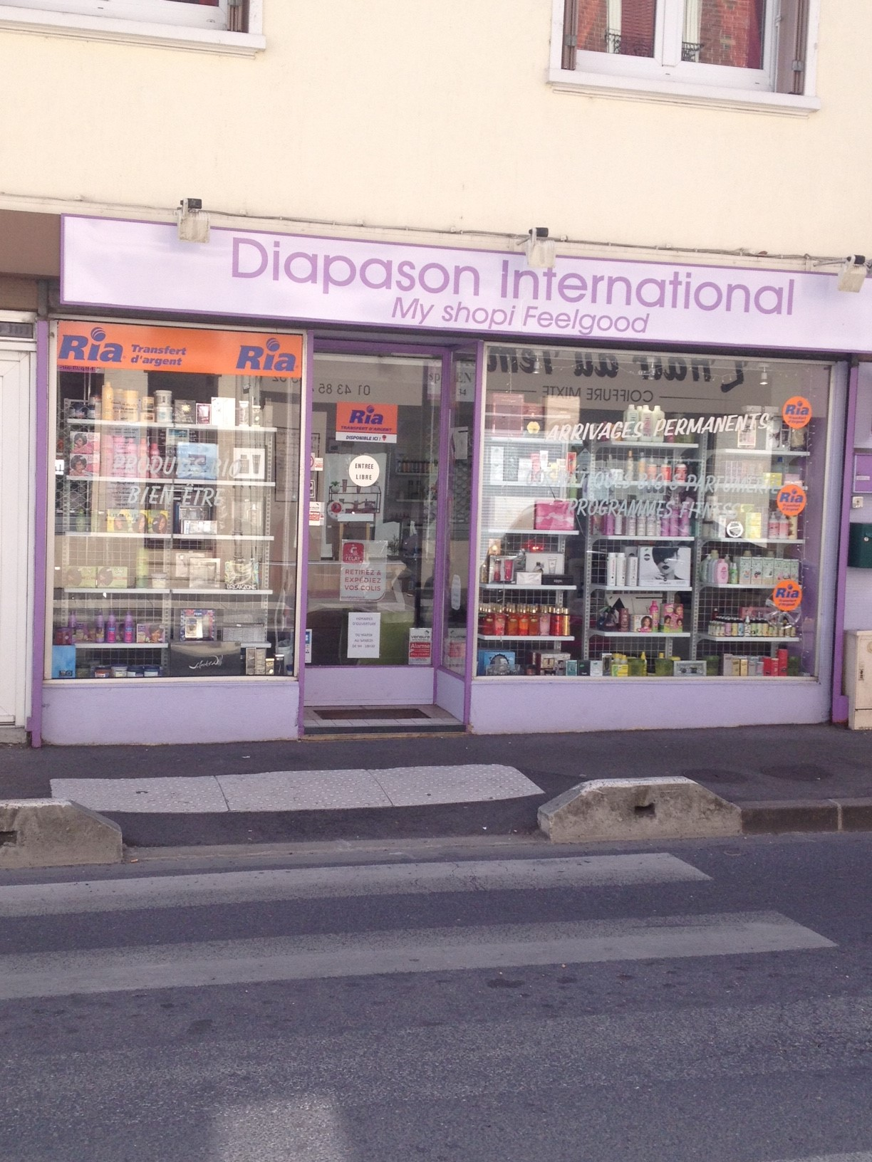 DIAPASON INTERNATIONAL