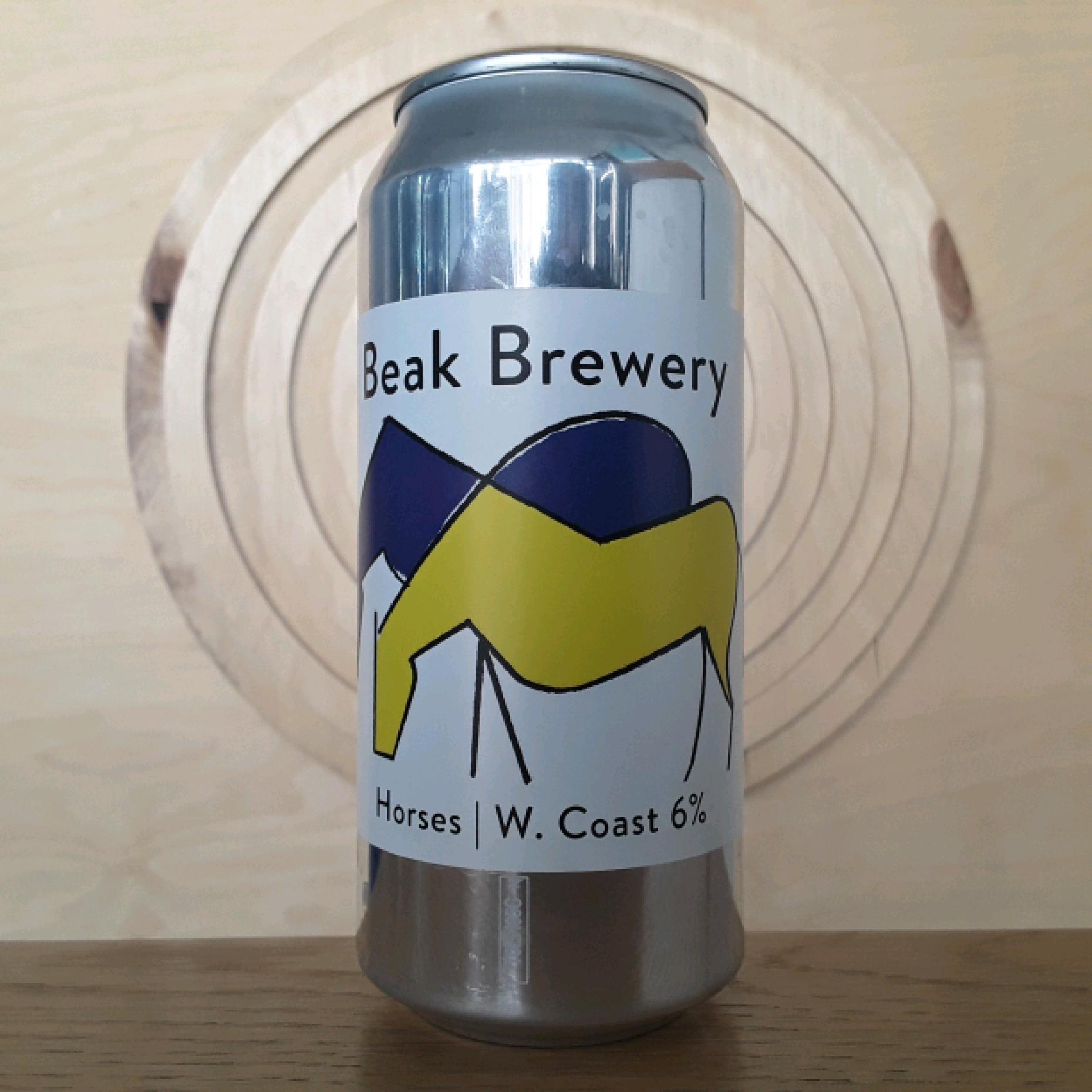 Beak Brewery | Horses | IPA