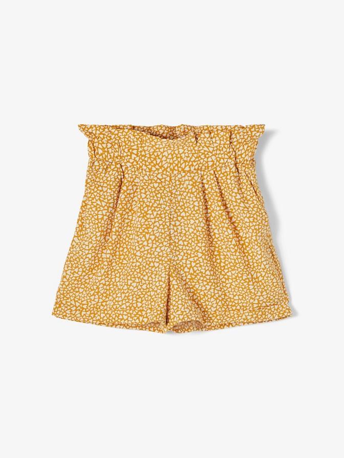 Name it Kids Hjärtmönstrade Shorts