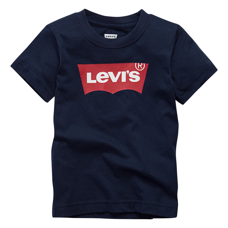 Levis Kids Baby Logo T-shirt Marinblå