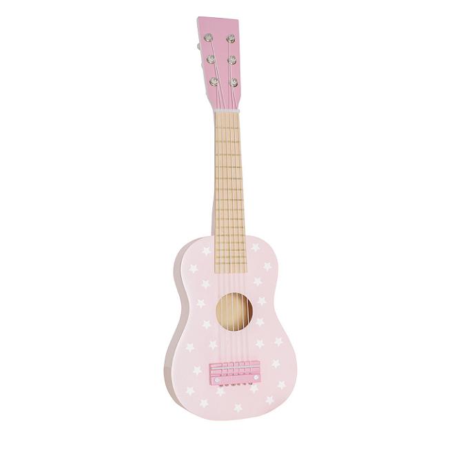 Jabadabado Gitarr i Trä Rosa