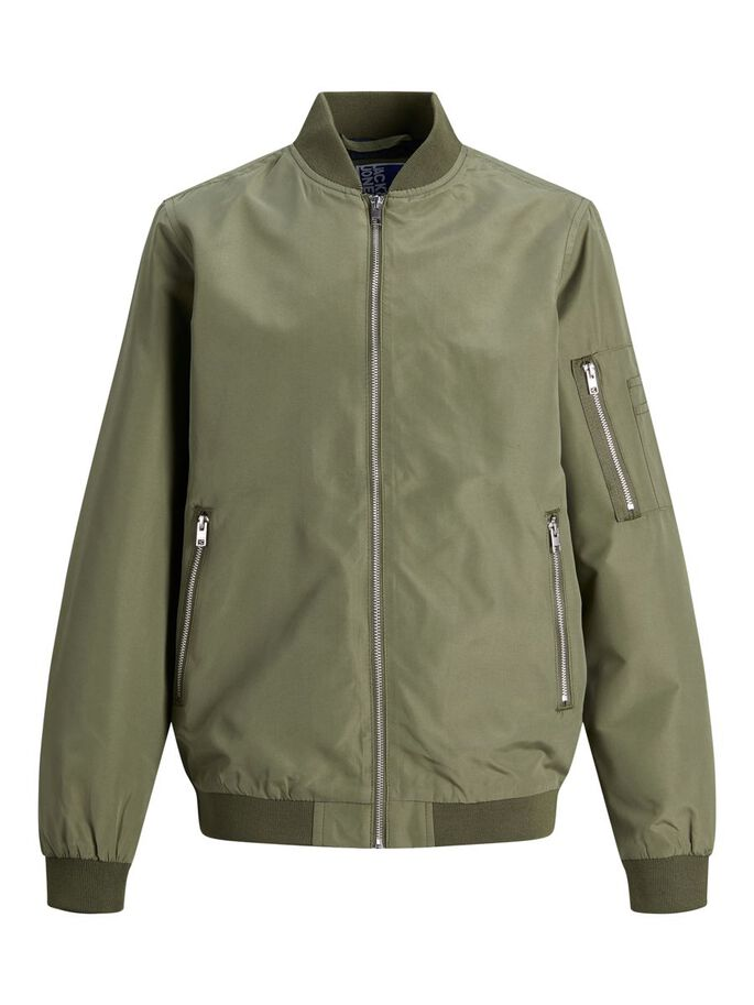 Jack & Jones Junior Bomberjacka Grön