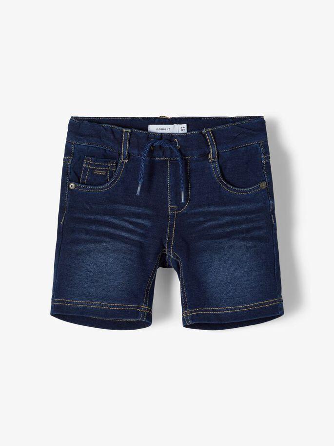 Name it Mini Mjukis Jeansshorts