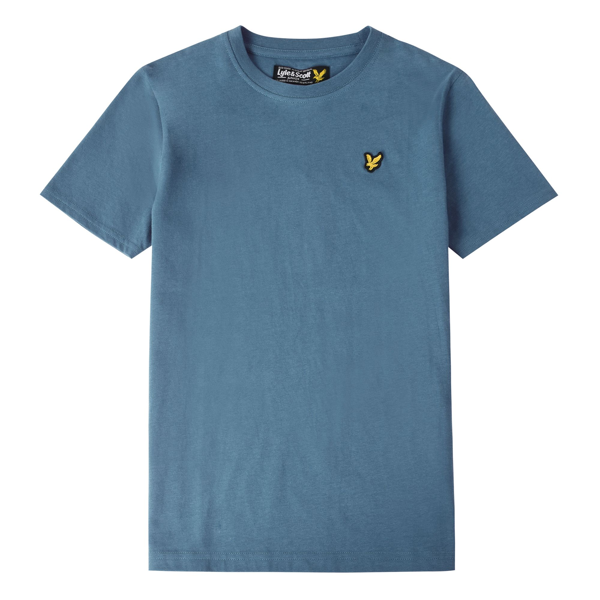 Lyle & Scott Classic T-shirt Bluestone