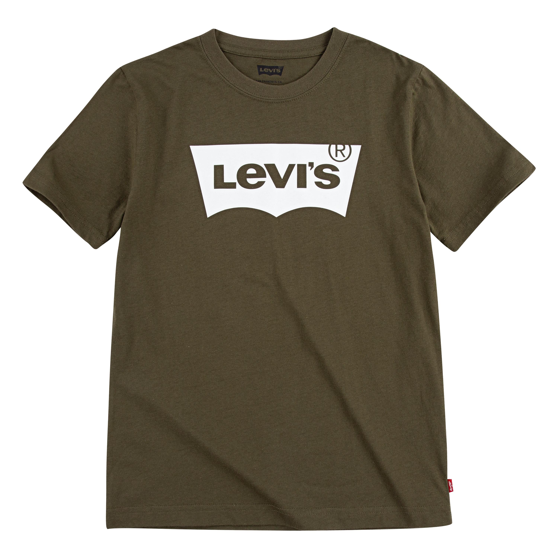 Leviś Baby Logo T-shirt Grön