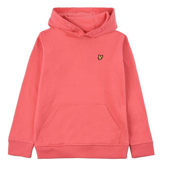Lyle & Scott Junior Classic OTH Hoodie Tea Rose