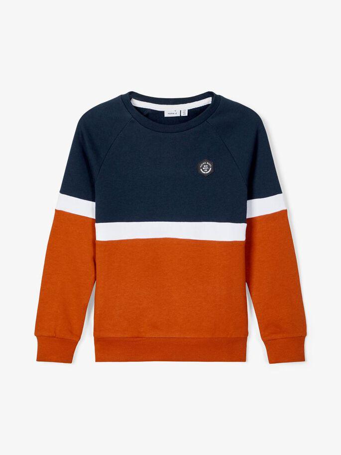 Name it Kids Sweatshirt Rost
