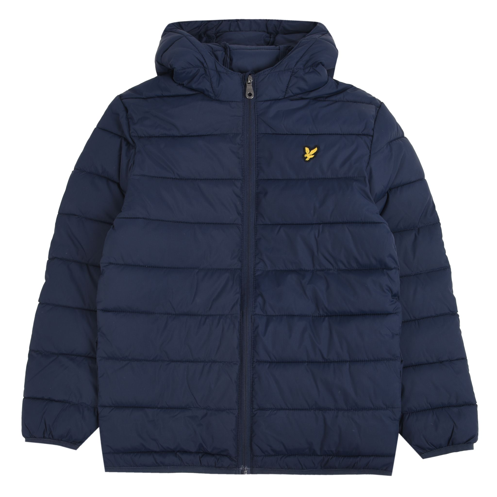 Lyle & Scott Puffa Jacket Navy