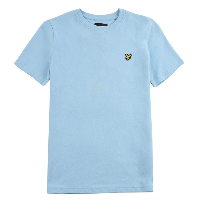 Lyle & Scott Junior Classic T-Shirt Sky Blue